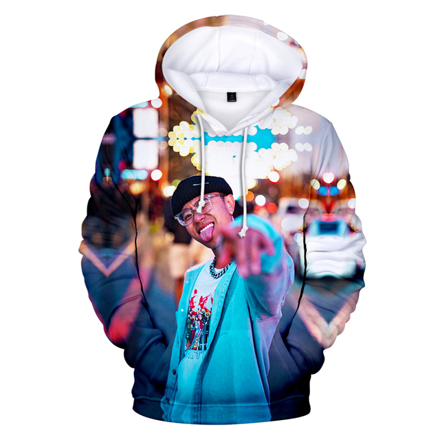 THE SHLUV HOUSE THEMED 3D HOODIE