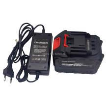 18V 21V 2.0 Ah 4.0Ah 6.0Ah Oplaadbare Lithium Batterij Voor Draadloze Moersleutel Hamer Boor Hoek Grinder Kettingzaag Schroevendraaier tool