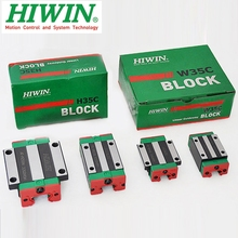 HIWIN linear block carriage  HGH15CA HGH20CA HGH25CA HGH30CA HGH35CA HGW15CC HGW20CC HGW25CC HGW30CC HGW35CC CNC router parts