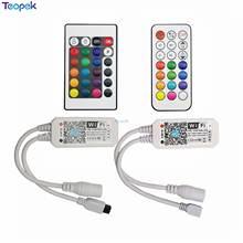 Magic home Беспроводной контроллер wi fi rgb/rgbw ИК rf светодиодный