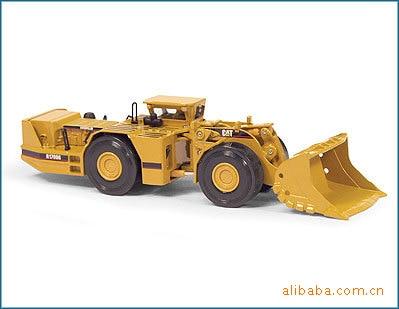 N-55140 1:50 кошка R1700G для леворульных автомобилей, подземный горный погрузчик игрушка