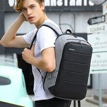 Nowy Trend męski plecak wodoodporny mężczyzna plecak Laptop plecaki dla nastolatków chłopcy szkolne torby klasyczne męskie torby na ramię 2021
