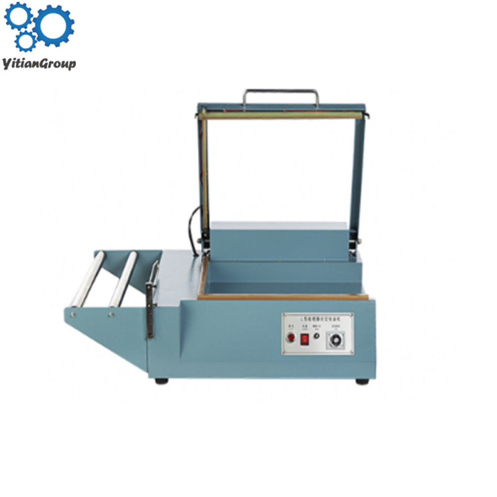 FQL-380L Manual Shrink Film Sealing And Cutting Machine L Type Sealing And Cutting Machine Sealing Machine
