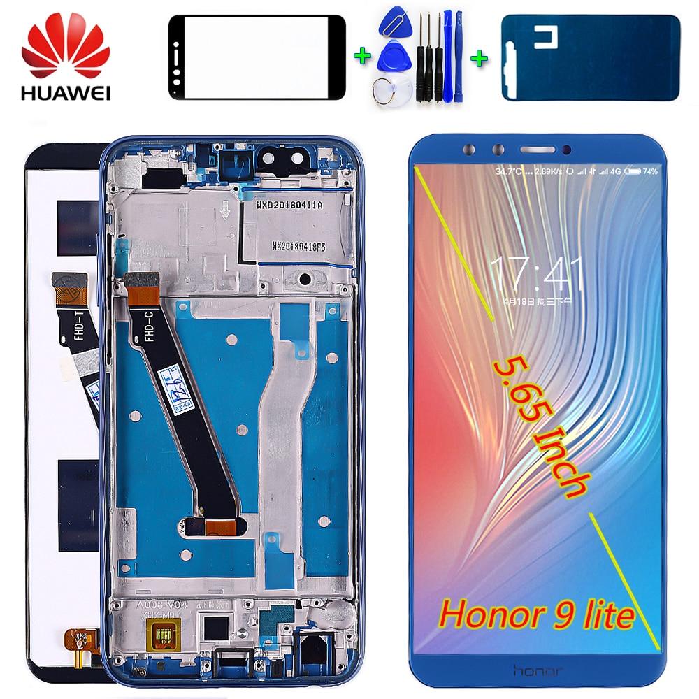 Huawei Honor 9 lite 5 65 inch lcd Display Huawei Honor 9 Youth Edtion Touch screen Innrech Market.com