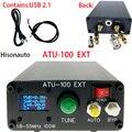Hisonauto ATU-100 ATU100 автоматический тюнер антенны 7x7 ATU-100mini по N7DDC антенна усилители