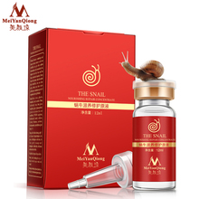 MeiYanQiong Face Serum Essence 100% Pure Plant Extract Snail Liquid Hyaluronic A