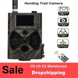 HC 300M 12MP kamera myśliwska 940nm noktowizor kamera MMS pułapka kamera obserwacyjna GSM GPRS 2G pułapki fotograficzne dzikie kamery w Myśliwskie aparaty fot. od Sport i rozrywka na