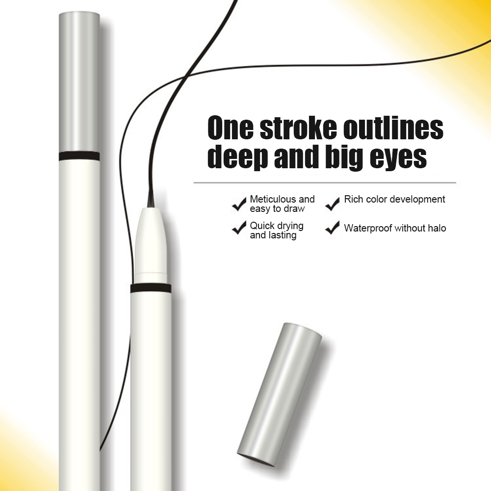 moda a prova dwaterproof agua delineador caneta 04