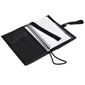 Image 1 - Deluxe Onderwater Notebook Duiken Log Boek Met Waterdichte Papier Pagina S Makkelijk Te Maken Note Zwart