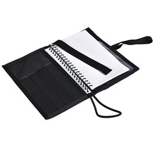 Deluxe Underwater Notebook Scuba Diving Log Book with Waterproof Paper Pages Easy to Make Note Black