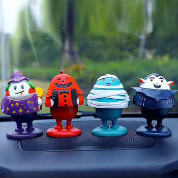 Car Decoration Miniature Model Figurines Creative Party Crafts Decoration Accessories For Home Resin Decompression Artifact