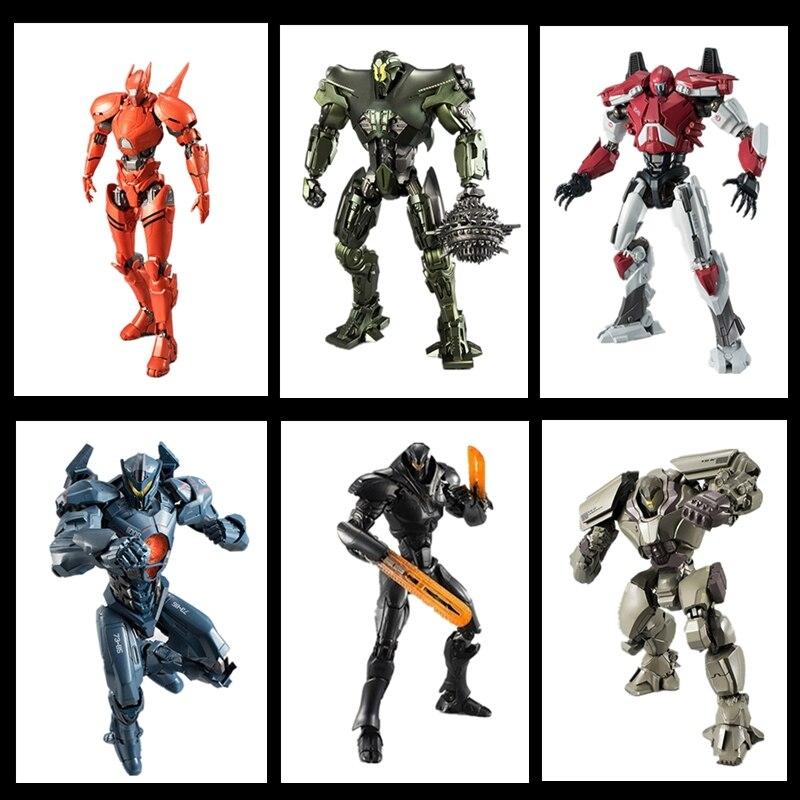Gipsy Avenger Bracer Phoenix Titan Redeemer Saber Athena Guardian Bravo Obsidian Fury PVC Action Figure Dolls Toy Pacific Rim