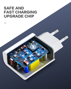 Image 5 - Rdcy 18W Pd Charger 3.0 Dual Port Quick Charge 3.0 Mobiele Telefoon Oplader Voor Iphone Samsung Xiaomi Qc 3.0 snelle Telefoon Opladen