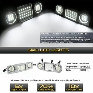 Image 2 - LED Car Interior Dome Light Roof Reading Lamps For Skoda Octavia 5E3 5E5 Superb 3T4 Super 3T5 Yeti Seat Alhambra 710 Leon 5F/5F1