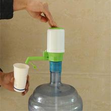 1 шт. бытовой ведро под давлением воды бутылка питьевой воды ручной насос давления 5-6 галлонов с дозатором питьевой инструмент