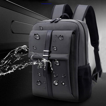 Brand Business Waterproof Backpack Unisex School Bag Men Backpacks Women Large Capacity Student Laptop Backpack Travel Bag 2019 цена