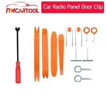 12 sztuk/7 sztuk/4 sztuk samochodowy sprzęt Audio zestaw do konserwacji wykończenie do naprawy panelu do usuwania łom do deski rozdzielczej samochodu Radio zacisk panelu drzwi narzędzia ręczne