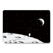 цена на For Huawei Matebook 13 Case Glitter Astronaut Hard Cover for Huawei Accessories Laptop Case for Matebook 13 inch WRT-W19,WRT-W29