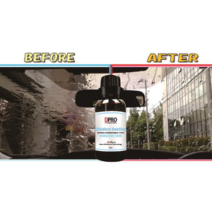 Image 3 - Dpro Window Coating Water Repellent Waterproof Coating Super Hydrophobic Ceramic Coating For Windshield Liquid Glass