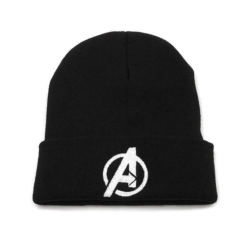 Cosplay Costumes Marvel Chapeaux Avengers Adulte Casquette Réglable Chapeau D'hiver Chaud Bonnets Cadeaux Pour Noël