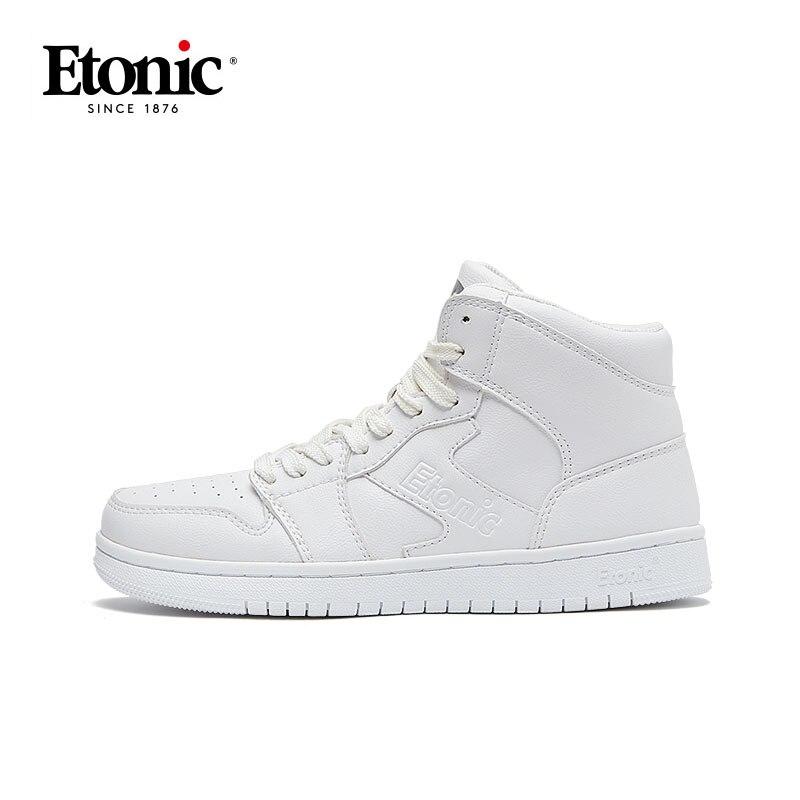 Spor ve Eğlence'ten Basketbol Ayakkabıları'de ETONIC hava kuvvetleri bir basketbol ayakkabı kadınlar nefes yüksek Top basketbol ayakkabıları kadın açık spor ayakkabı savaş botları title=