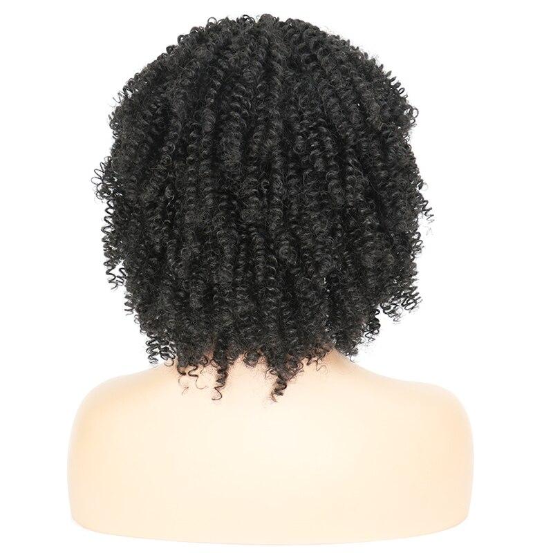 resistente ao calor cabelo falso parte do meio
