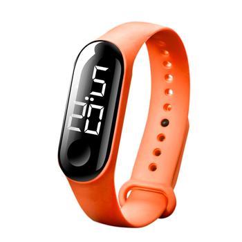 Ψηφιακό ρολόι LED Σπορ Ρολόγια Αξεσουάρ MSOW