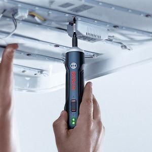 Image 5 - BOSCH gitmek BOSCH GO2 Mini elektrikli tornavida 3.6V lityum İyon pil şarj edilebilir akülü elektrikli matkap elektrikli tornavida