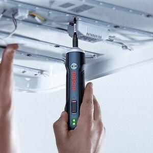 Image 5 - Boschボッシュ行くGO2ミニ電気ドライバー3.6vリチウムイオン電池充電式コードレス電動ドリル電気ドライバー