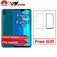Dorigine huawei Y9 2019 Profitez de 9 plus smartphone kirin 710 Octa core Double Avant et Arrière Caméra 6.5 pouces 4000 mAh