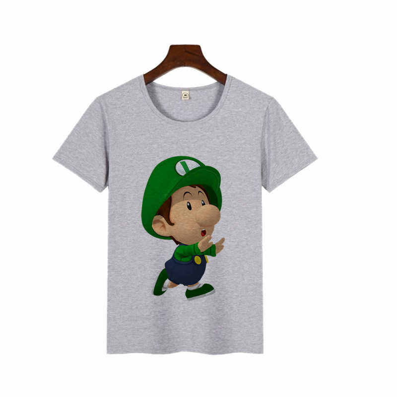 Family Pig T-Shirts  Family Matching Clothes Mommy and Me Clothes Chic Dog Short Sleeve T-Shirt  Boys Clothes Baby Luigi T-Shirt