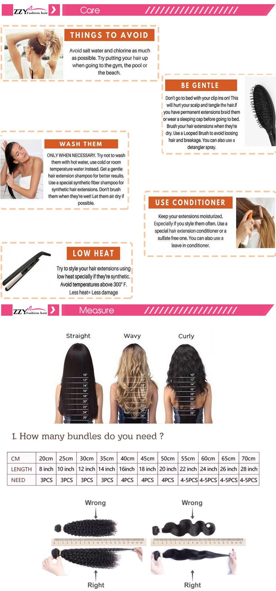 Hcdb7584b6d5c44238d12902efa211a06g ZZY Fashion Hair Brazilian Body Wave Bundles With Closure M Ratio Non-Remy Human Hair Weave Bundles With Closure