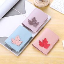 Wallets Mini Women Coin Purse New Fashion Cartoon Credit ID Card Holder Girls Purses Wallet Ladies 2020 2 Folds