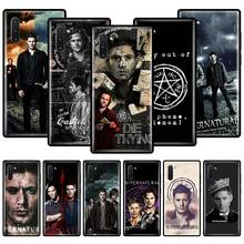 phone case for for samsung note 10 9 8 3 plus lite cases silicon soft tpu coque for samsung galaxy m30s m30 m20 m10 m40 covers Supernatural Phone Case For Samsung Galaxy Note 10 Plus 5G 8 9 10 Lite M10 M20 M30 M40 M11 M21 M31 M51 Soft TPU Back Cover Couqe
