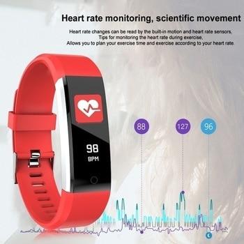 2021 New Smart Bracelet Men Women Smartwatch with Heart Rate Blood Pressure Monitor Fitness Tracker Smart Watch Sport Smartwatch 3