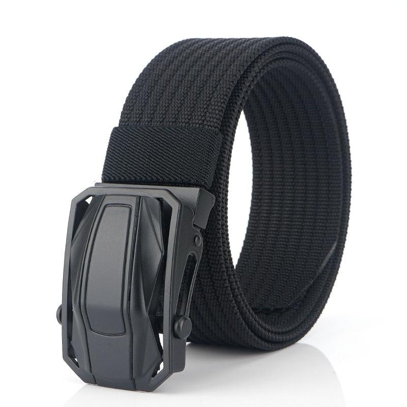 TACVASEN Men Belts Nylon Patchwork Strip Performance Heavy Duty Belts Military Tactical Waistband Strap Army Combat Belt Airsoft