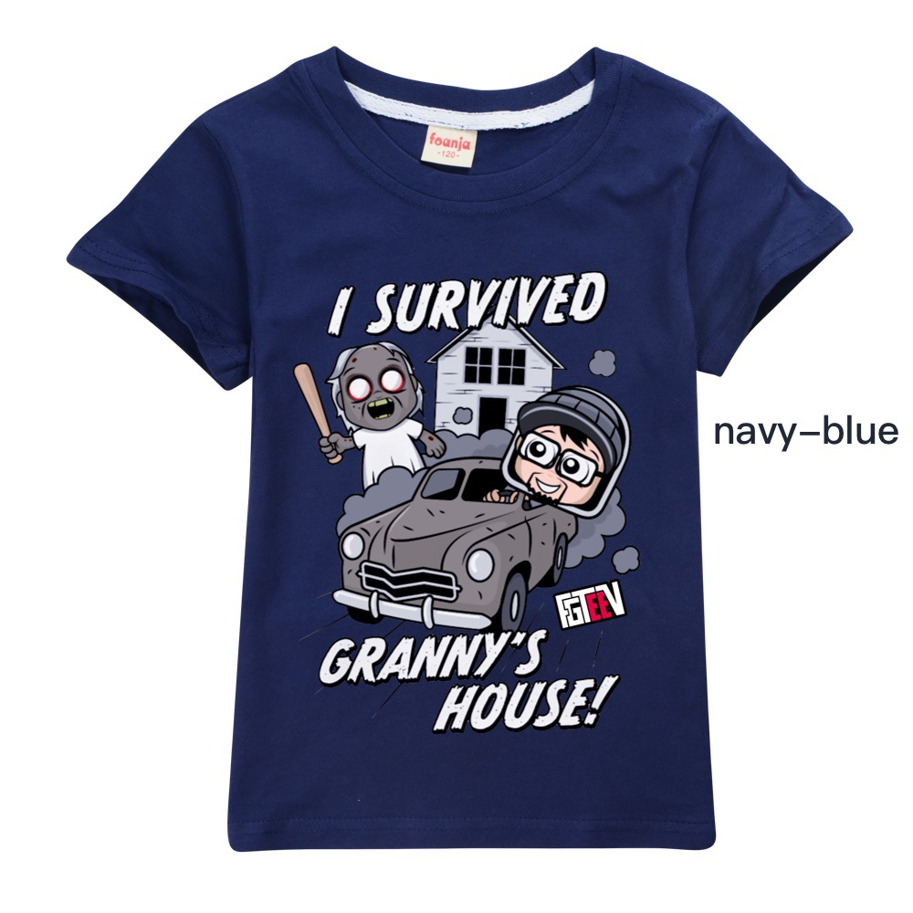 Kids Tops Toddler Boy Clothes 828 Cotton Fgteev Fashion Clothes  Blusas Mujer De Moda 2021 Verano Girls Pink T Shirt Teens Shirt 4