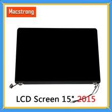 ЖК экран 15,4 дюйма, A1398, для Macbook Pro, 15 дюймов, A1398, полная сборка, 2015, ME293/294, MGXC2LL/A