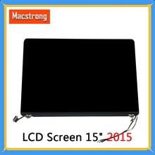 "Testowany ekran LCD 15.4 A1398 kompletny dla Macbook Pro 15"" A1398 pełny ekran do montażu 2015 ME293/294 MGXC2LL/A"