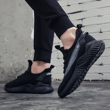 men Vulcanize shoes casual man Breathable Casual Sports tenis shoes trainers Flying Woven flat board shoes mens fashion sneakers men tenis trainers running shoes man vulcanize shoes for men breathable flat board fashion sneakers