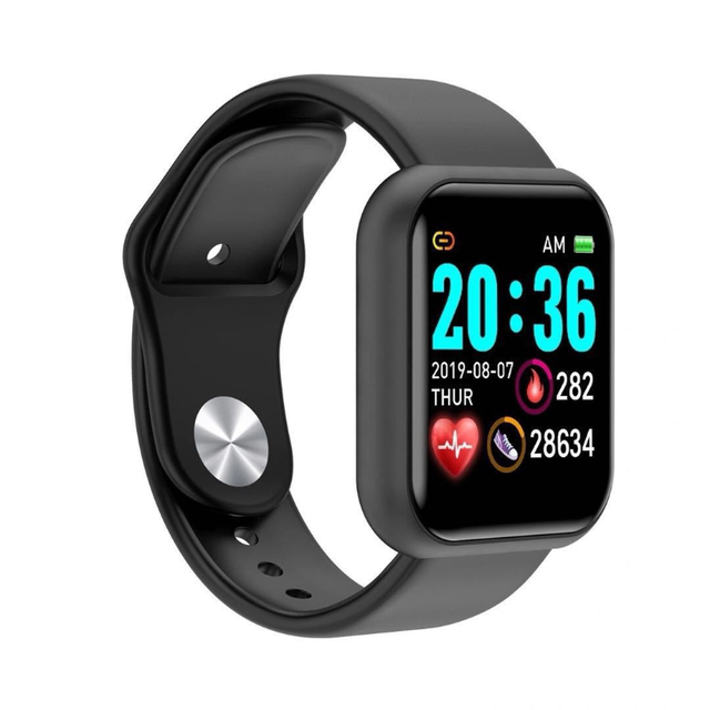FEOOE Smart Electronics Wearable Devices Wristbands Smart Bracelet Heart Rate Blood Pressure Sports Bluetooth Watch Gift New Yxm 2