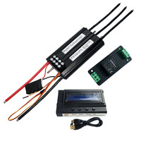 Maytech Water-cooled 300A ESC with Progcard UBEC Programmable for Electric Surfboard Efoil Jetski Motorized Boat MTSF300A-OPTO