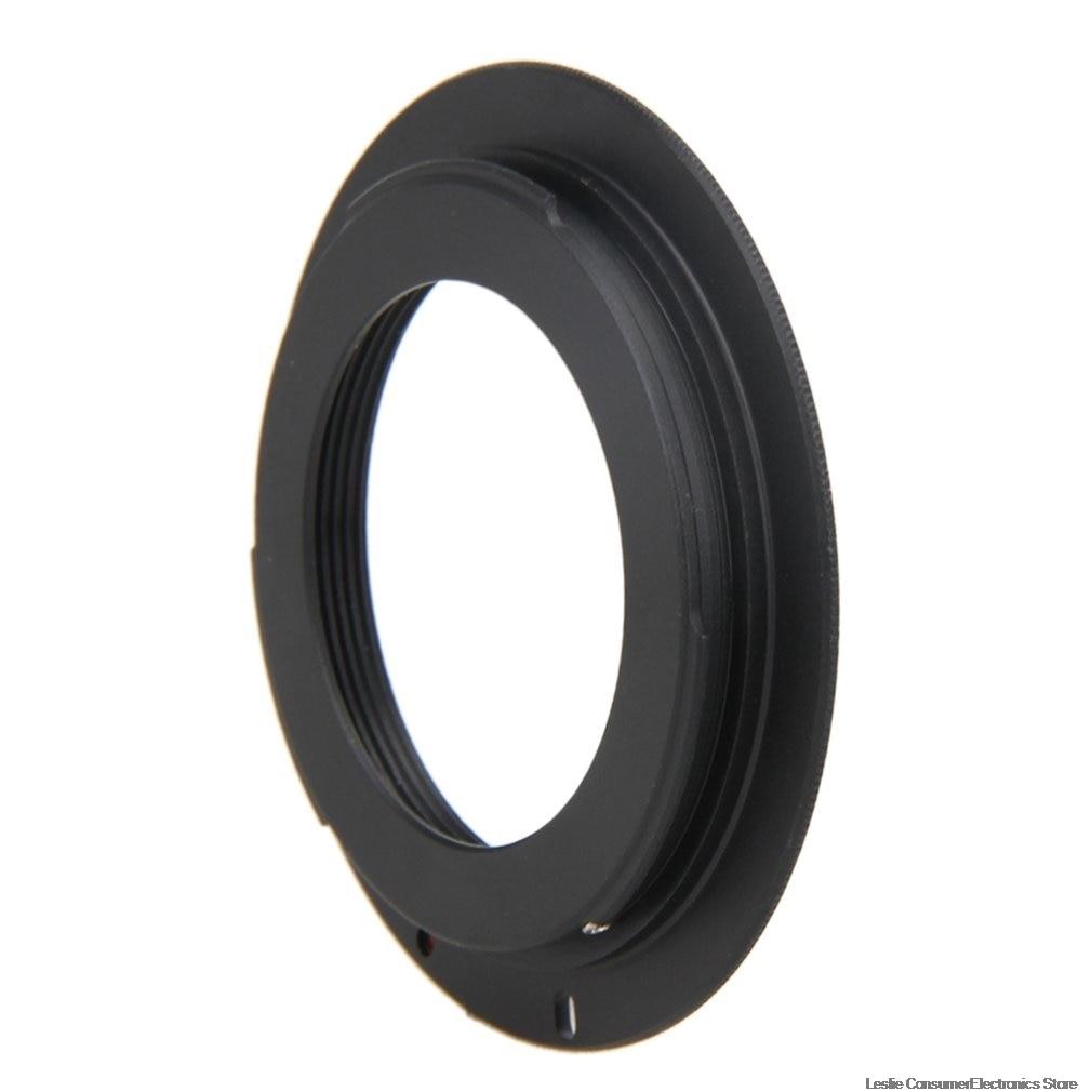 Universal Lens Adapter Screw Mount Lens Ring for Universal All M42 Screw Mount Lens for Canon Camera dropshipping Hot|Lens Adapter| |  -