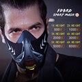 FDBRO Laufende Sport Maske Fitness Workout Widerstand Höhe Cardio Ausdauer Sport Maske Für Fitness training Sport Maske 3 0