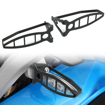 new motorcycle fuel tank side box protection sticker anti scratch decorative decal for bmw f850gs adv f 850 adv For BMW F 850 GS Adv 2019 R 1200 GS Adv 2007 2008 2009 Motorcycle F850GS R1200GS Adventure Front Turn signal protection cover