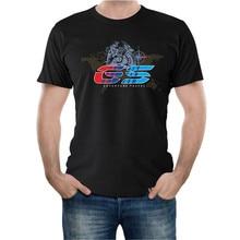 Футболка с круглым вырезом и принтом для мотоцикла, футболка с коротким рукавом, чехол для BMW F650GS F700GS F800GS F850GS G310GS R1200GS Adventure, футболка