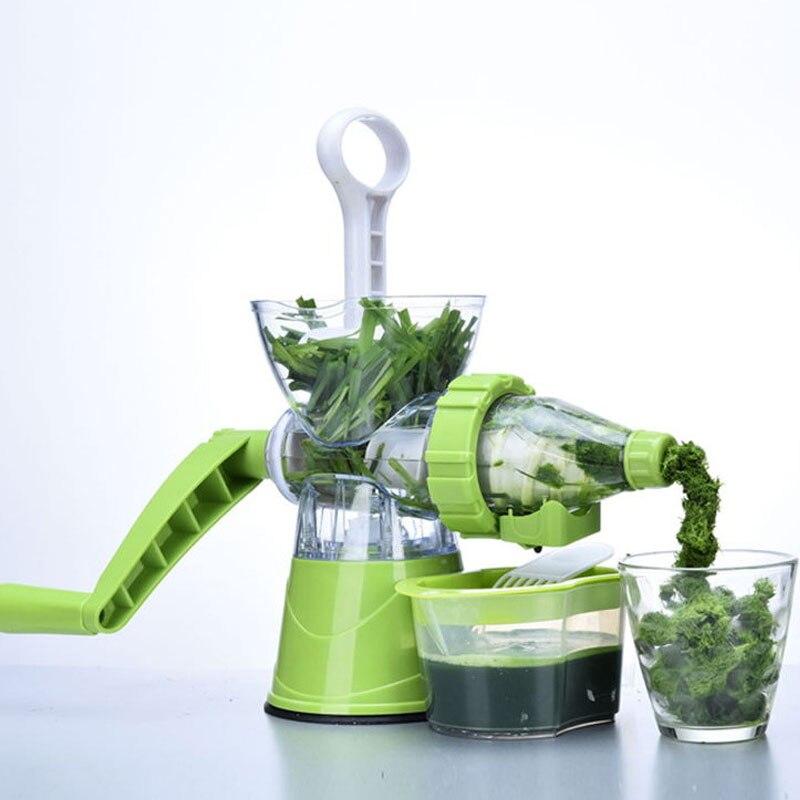 Multifunctional Manual Ice Cream Machine Household Juicer Multifunctional Fruit Juicer Ice Cream Machine