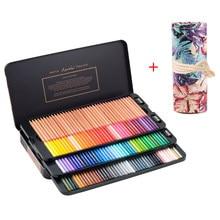Marco Renoir-Conjunto de caja de la lata, Set de lápices de colores, aceite/acuarela, 3100, 3120, 120 colores