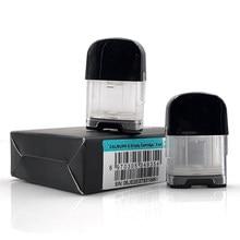 Original 2Pcs/Pack Caliburn G Pod Cartridge 2ml Capacity Vape Pod for Caliburn KOKO Prime Electronic Cigarette Kit
