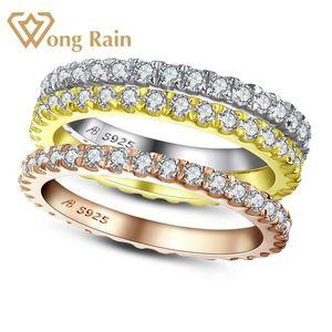 Wong Rain 925 Sterling Silver